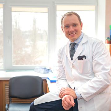 Aleksandr Knigavko Doctor Androlog