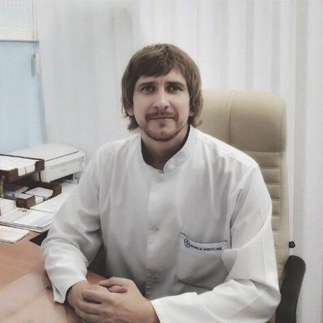 Ломанов Андрей Анатольевич